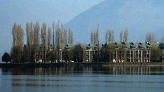 Centaur Lake View Hotel From Dal Road