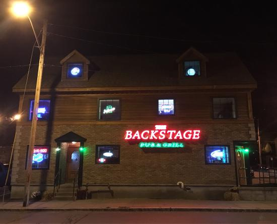 Backstage Bar & Grill