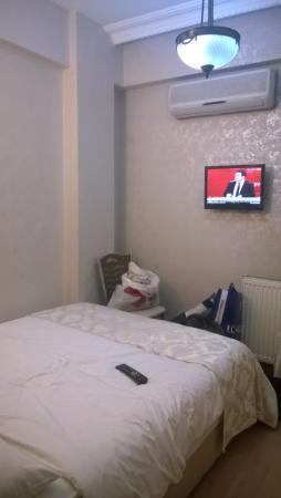 Hotel New Era: номер