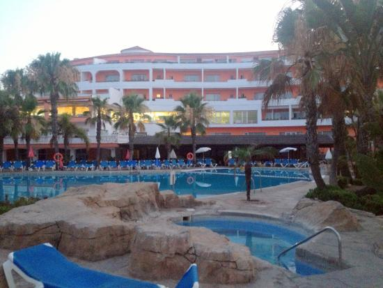 Marbella Playa Hotel: Bazény