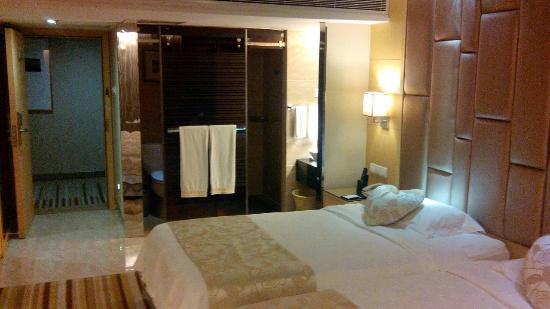 Days Hotel Hotspring Fuzhou : 房間三
