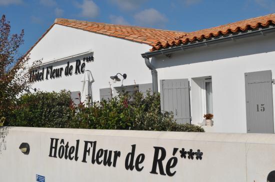 Hôtel Fleur de Ré