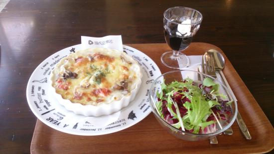 Cafe Panorama: ドリア