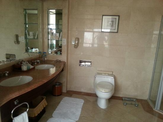 International (Yucca) Hotel: делюкс сьют