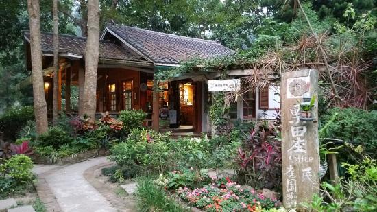 LTC Holiday Pension: Reception cum cafe