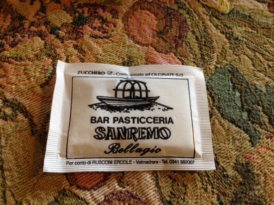 Bar Sanremo: San Remo