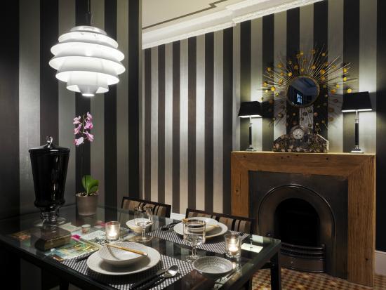 Suite A Bcn : Cocina