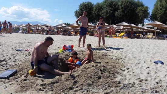 Cronwell Platamon Resort: stranden