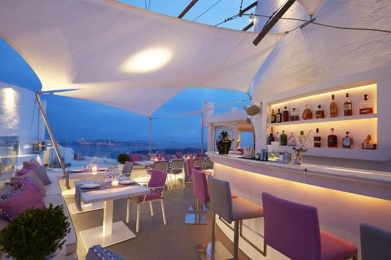 Mill Houses Elegant Suites: Restaurant (Mylos Bar Restaurant)