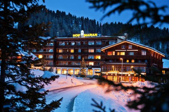 Photo of Golf & Sports Hotel Hof Maran Arosa