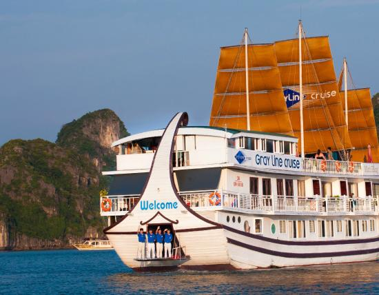 Gray Line Cruise - Halong Cruise