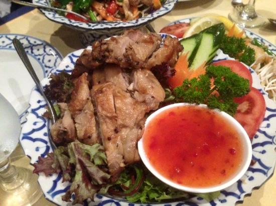 Chiang Mai Thai: Grilled Chicken