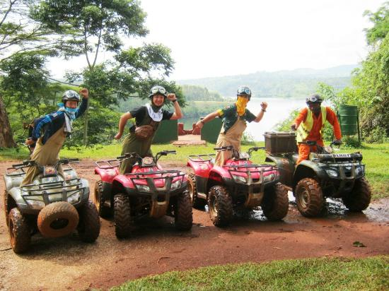 All Terrain Adventures With Children From Bujagali Nursery School