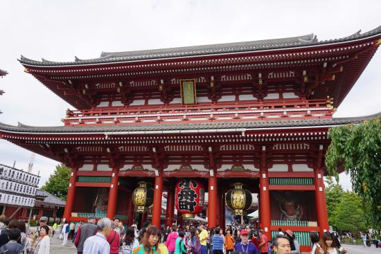 雷神门 - Picture of Asakusa Shrine, Taito - TripAdvisor