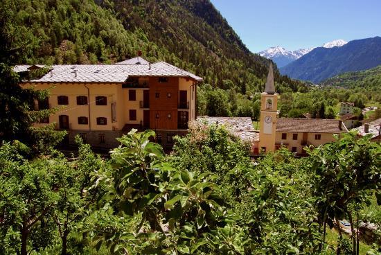 Antey Saint Andre, Ιταλία: Foto estiva