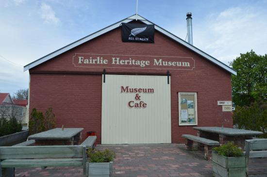 Fairlie Heritage Museum