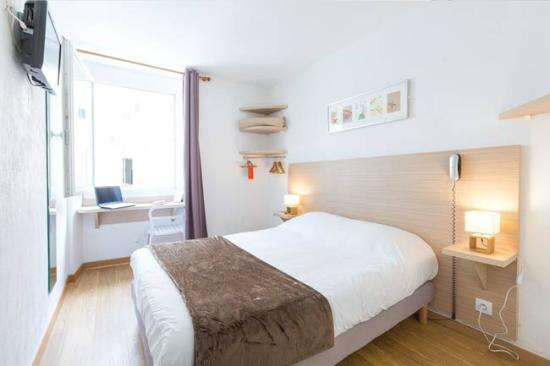 Europe Hotel : Chambre double