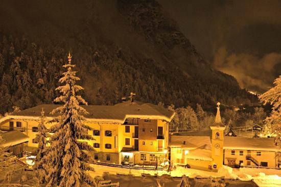 Antey Saint Andre, Ιταλία: Foto invernale