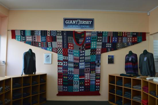 The Giant Jersey: Giant jersey
