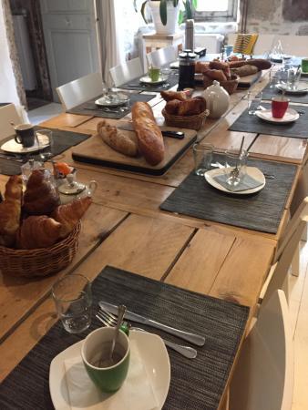 La Paresse en Douce: Petit-dejeuner inclus