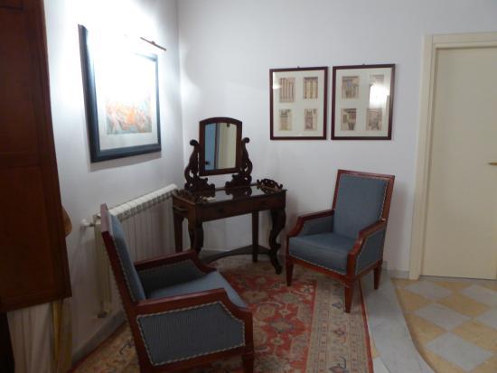 grande chambre du 3ème étage - Picture of B&B Terrazze di Montelusa ...