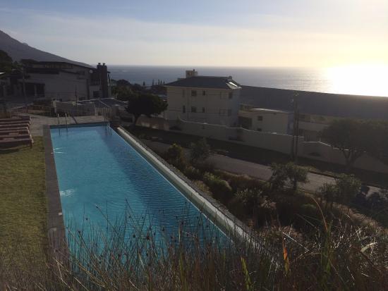 The Crystal : pool