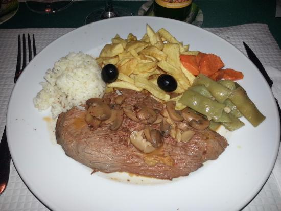 Restaurante Nacional: Carne Vaca