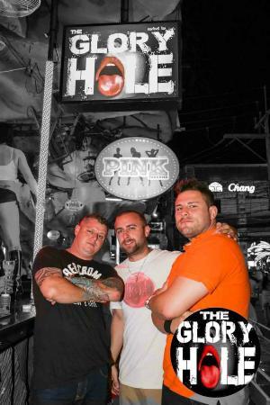 Glory Hole Erfahrung