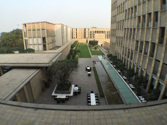 The Lodhi: View from room
