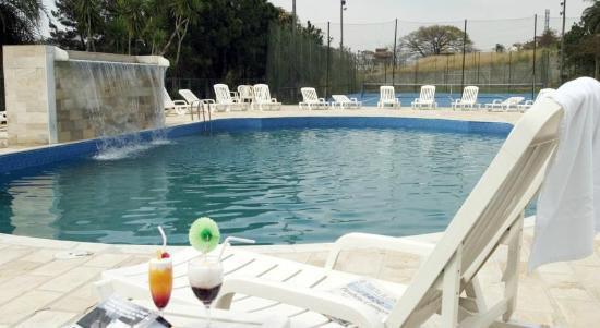 Actuall Hotel: Vista Piscina