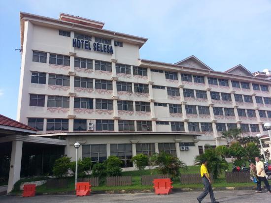 Hotel Selesa, Pasir Gudang: Hotel Facade