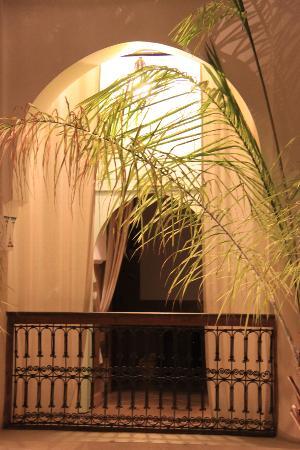 Riad Majala: Entrée chambre