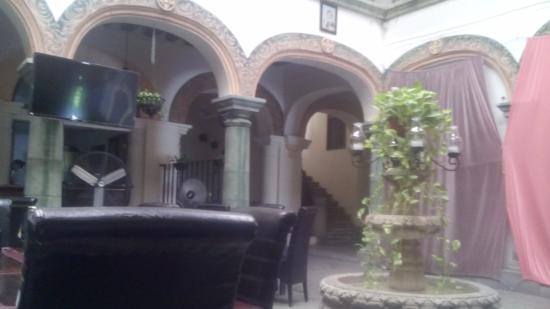 Juchitan, เม็กซิโก: Comedor principal 2