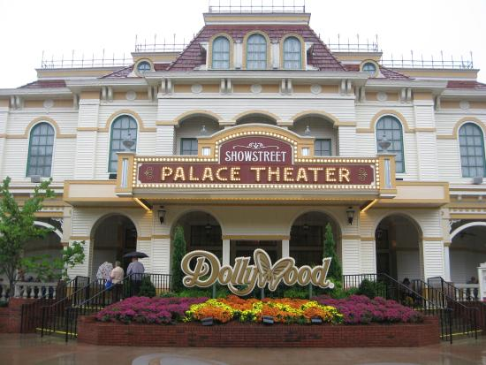 Map of Grounds - Picture of Dollywood, Pigeon Forge ...