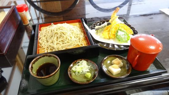 Sobadokoro Hanadoya
