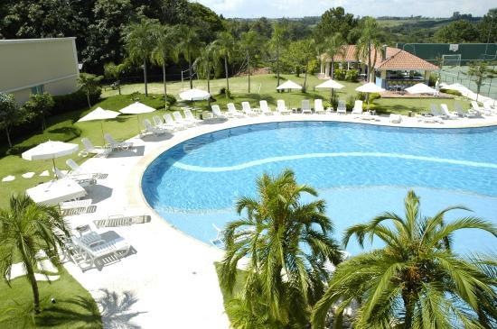 Vitória Convention Indaiatuba: piscina