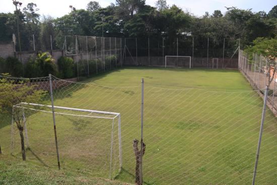 Vitória Convention Indaiatuba: campo futebol oficial
