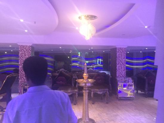 Hotel Sea Pearl: entrance