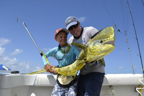 Dolphin aka mahi mahi fishmonster charters for Fish monster key west