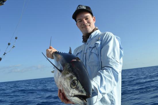 FishMonster Charters: Blackfin tuna