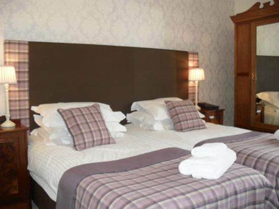 Albany Hotel: Standard twin