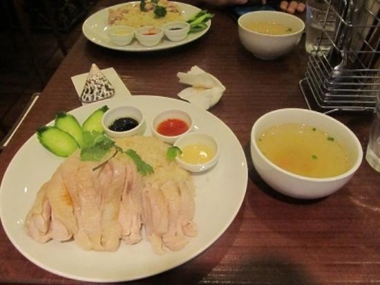 Mu-Hung: チキンライス
