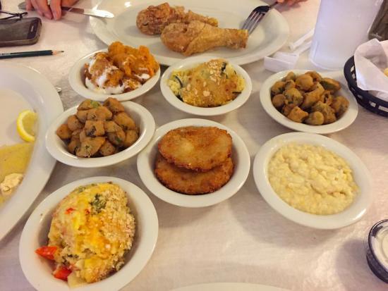 very greasy spoon - Picture of Mary Mac\'s Tea Room, Atlanta ...