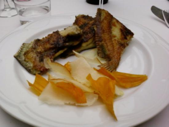 Poisson grille turbot fotograf a de restaurant l 39 ou d 39 or figueres tripadvisor - Restaurant poisson grille paris ...