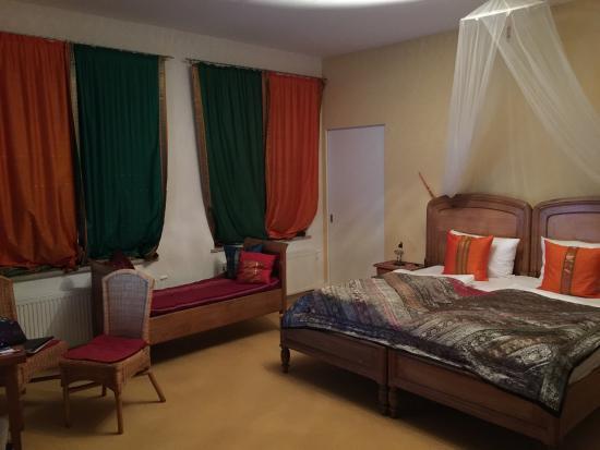 Schlosshotel Blumenthal: Room