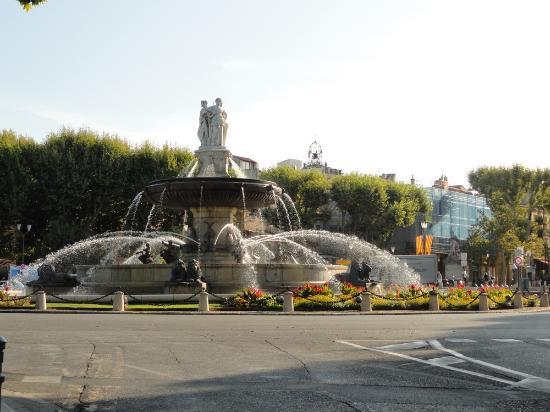 Hotel La Rotonde: в 2 минутах ходьбы