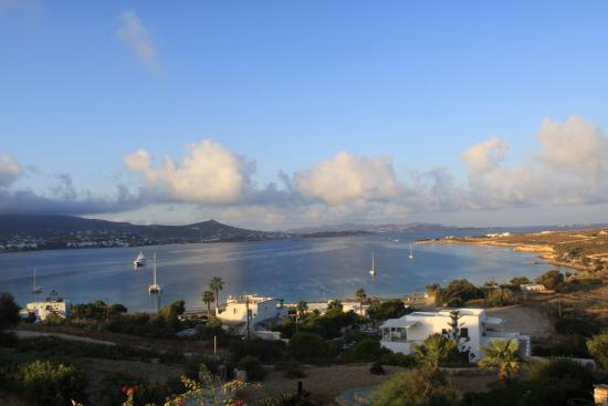 Paros Agnanti Resort: View from Room