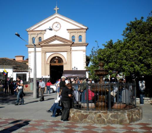 Iglesia San Antonio de Pereira