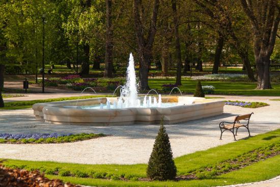 Juliusz Slowacki Park