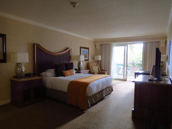 Hyatt Regency Huntington Beach Resort Spa King Partial Ocean View Room
